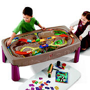 Step2 Deluxe Canyon Road Train & Track Table