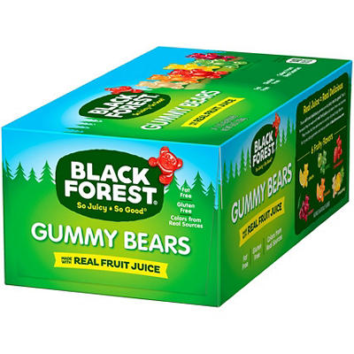 Black Forest Gummy Bears, 1.5 oz.