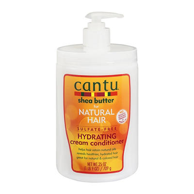 Cantu Shea Butter Hydrating Cream Conditioner, 25 oz.