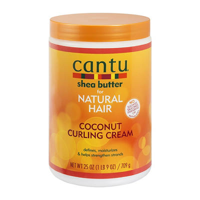Cantu Shea Butter Coconut Curling Cream, 25 oz.