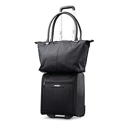 Samsonite 2-Pc. Underseat Bag with Tote - Black