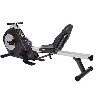 Stamina Conversion II Recumbent Bike and Rowing Machine