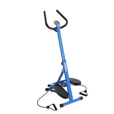 Stamina Space Saving Stepper with Upper Body Cords