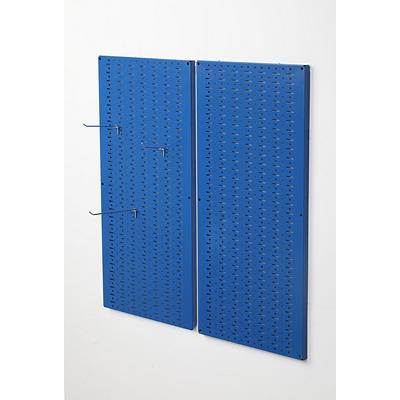 Muscle Rack Steel Pegboards, 2 pk. - Blue