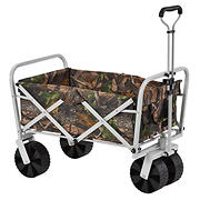 Muscle Carts Collapsible Folding Utility Wagon