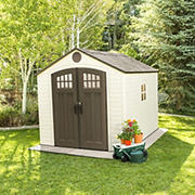 Lifetime 8' x 10' Deluxe Shed