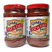 Gold's Original Gourmet Cocktail Sauce, 2 pk./19 oz.