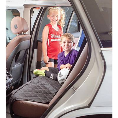 MyRide 2-Way Car Back Seat Cover