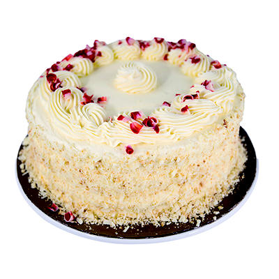 Wellsley Farms Raspberry Flavored Cream Cheese Cake