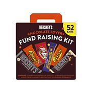 Hershey's Chocolate Lovers Fundraising Kit, 52 ct.