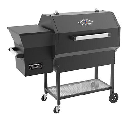 Lone Star Chef 1160 Wood Pellet Grill