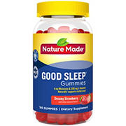 Nature Made Good Sleep Adult Gummies, 180 ct.