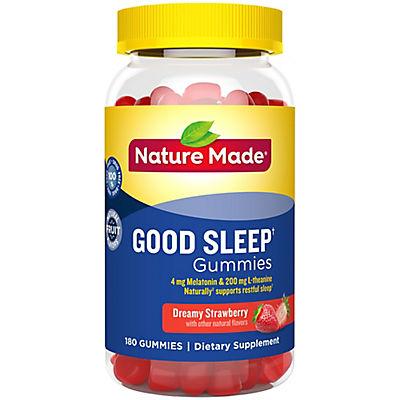 Nature Made Good Sleep Adult Gummies, 180 ct.