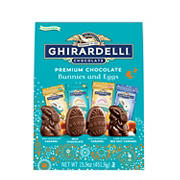 Ghirardelli Chocolate Bunnies and Eggs, 15.9 oz.