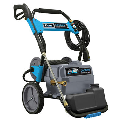 Pulsar 2,000psi 1.6gpm Electric Pressure Washer