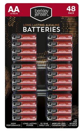 5c35ac067ec Berkley Jensen AA Alkaline Batteries