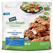 Perdue Simply Smart Organics Chicken Breast Strips, 42 oz.