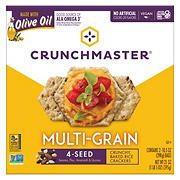 Crunchmaster Multi-Grain Cracker, 21 oz.