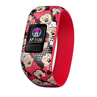 Garmin Disney Minnie Mouse vivofit jr. 2 with Bonus Band