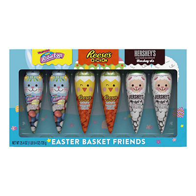 Hershey's Easter Basket Friends Candy Assortment, 25.4 oz.