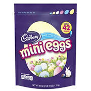 Cadbury Mini Eggs Easter Candy, 42 oz.
