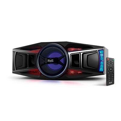 Klip Xtreme JetWave 2.1-Channel Integrated Bluetooth Sound System with