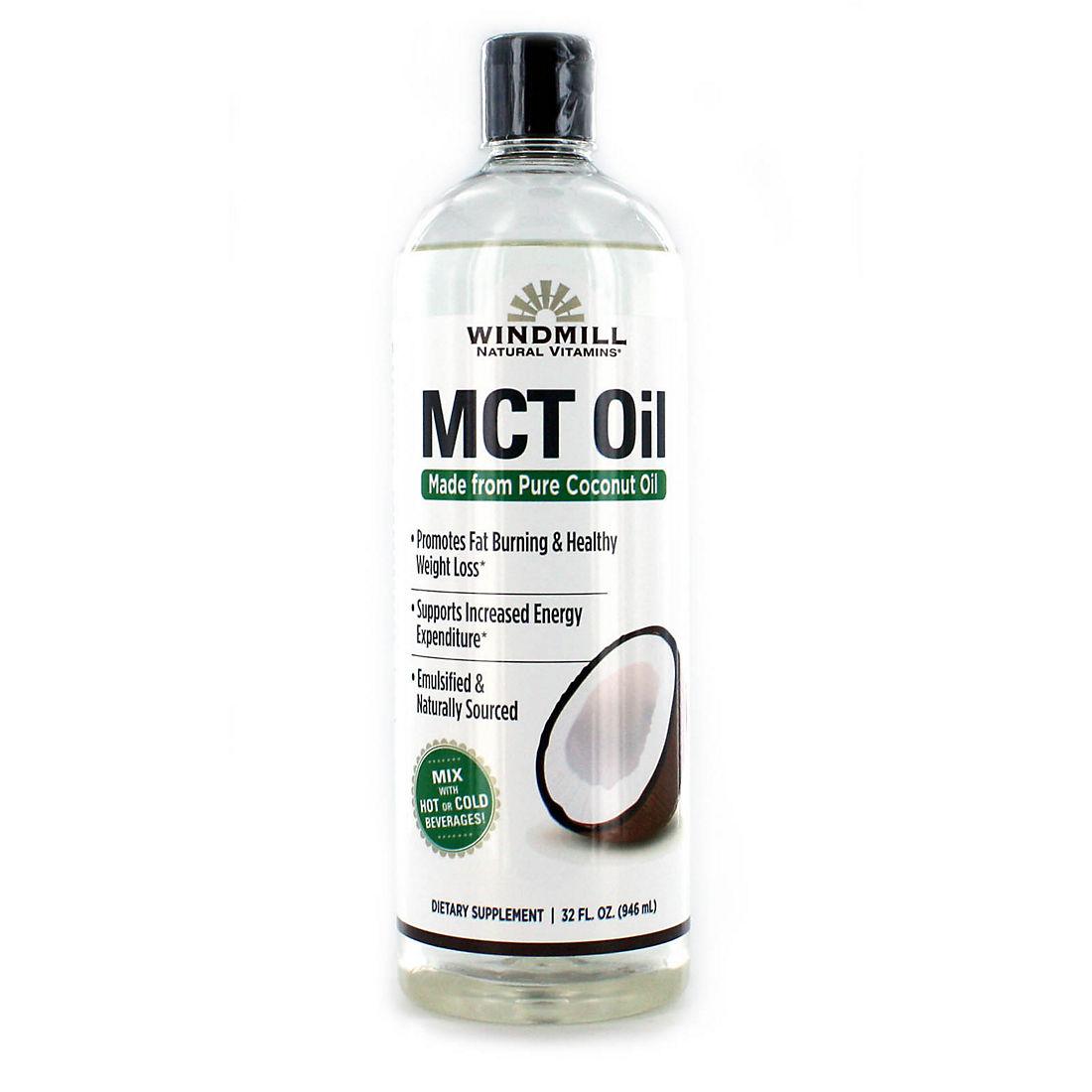 Windmill MCT Oil, 32 fl  oz