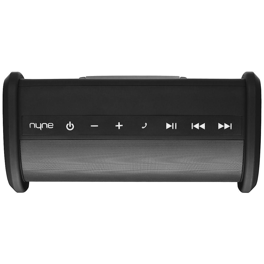 Nyne Bass Pro Portable Bluetooth Speaker