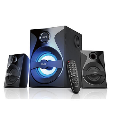 Klip Xtreme BluFusion 2.1-Channel Speaker System with NFC and Bluetoot