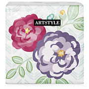 Artstyle Spring Bold and Beautiful Three-Ply Napkins, 120 ct.