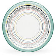 "Artstyle All Lined Up 10.25"" Plates, 40 ct."