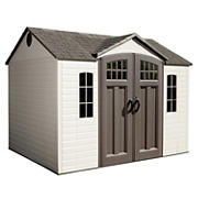 Lifetime 10' x 8' Side Entry Deluxe Shed