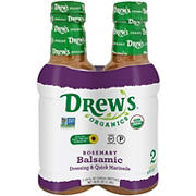 Drew's Organics Rosemary Balsamic Dressing & Quick Marinade, 2 pk./20 fl. oz.
