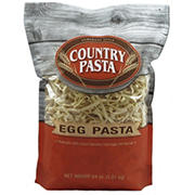 Country Pasta Homemade Style Egg Pasta