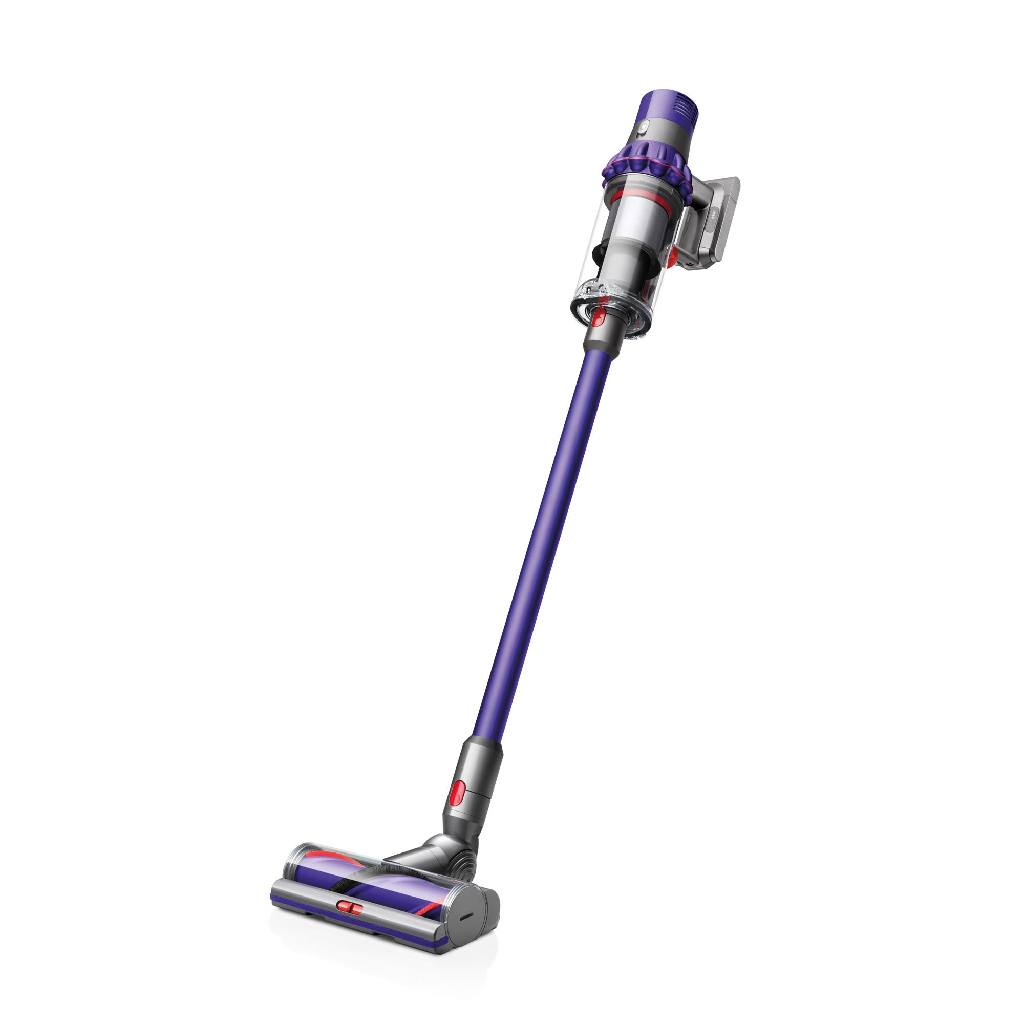 Dyson Cyclone V10 Animal Cordfree Vacuum Iron/Purple