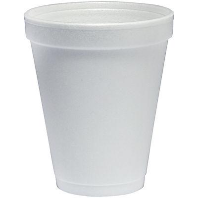Dart 10-Oz. Foam Cups, 1,000 ct.