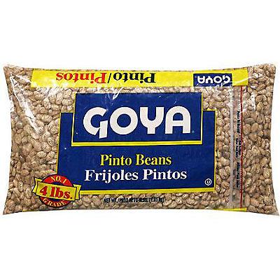 Goya Pinto Beans, 4 lbs.