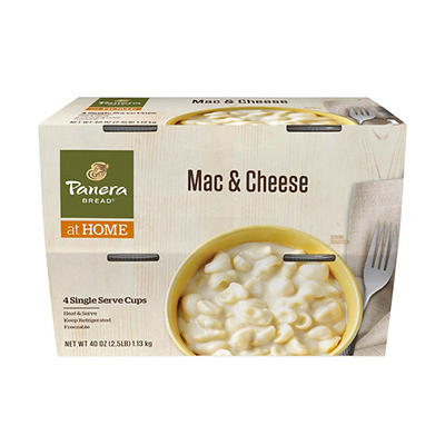 Panera Mac & Cheese, 4 pk./10 oz.