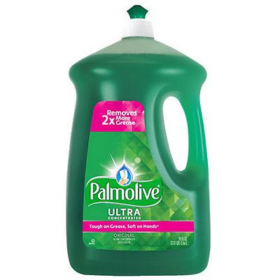 Ultra Palmolive Original Dish Liquid, 90 oz.