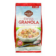 Wellsley Farms Swiss Granola, 2 lbs.