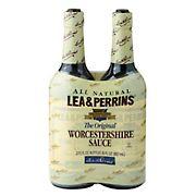 Lea & Perren's Original Worcestershire Sauce, 2 pk./15 oz.