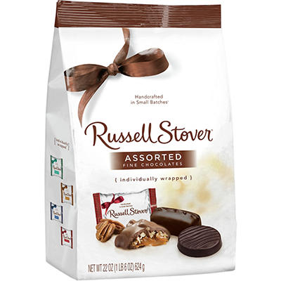 Russell Stover Assorted Chocolates, 22 oz.