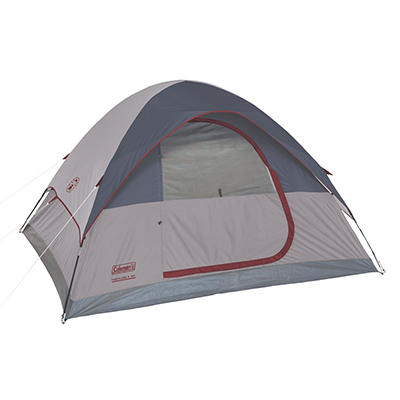 Coleman Highline 4-Person 9' x 7' Dome Tent