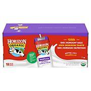 Horizon Organic Vanilla Low-Fat Milk, 18 pk./8 oz.