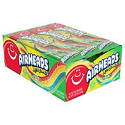 Airheads Xtremes Sweetly Sour Belts, 18 ct.