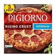 "DiGiorno 12"" Rising Crust Pepperoni Pizza, 3 pk./29.6 oz."