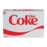 Diet Coke Cans, 24 pk./12 fl. oz. cans