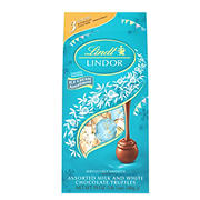 Lindt Lindor Ice Cream Assortment Chocolate Truffles, 45 ct./19 oz.