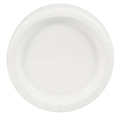 "Artstyle 6.75"" Paper Plates - White"