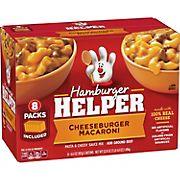 Hamburger Helper Cheeseburger Macaroni, 8 pk./6.6 oz.